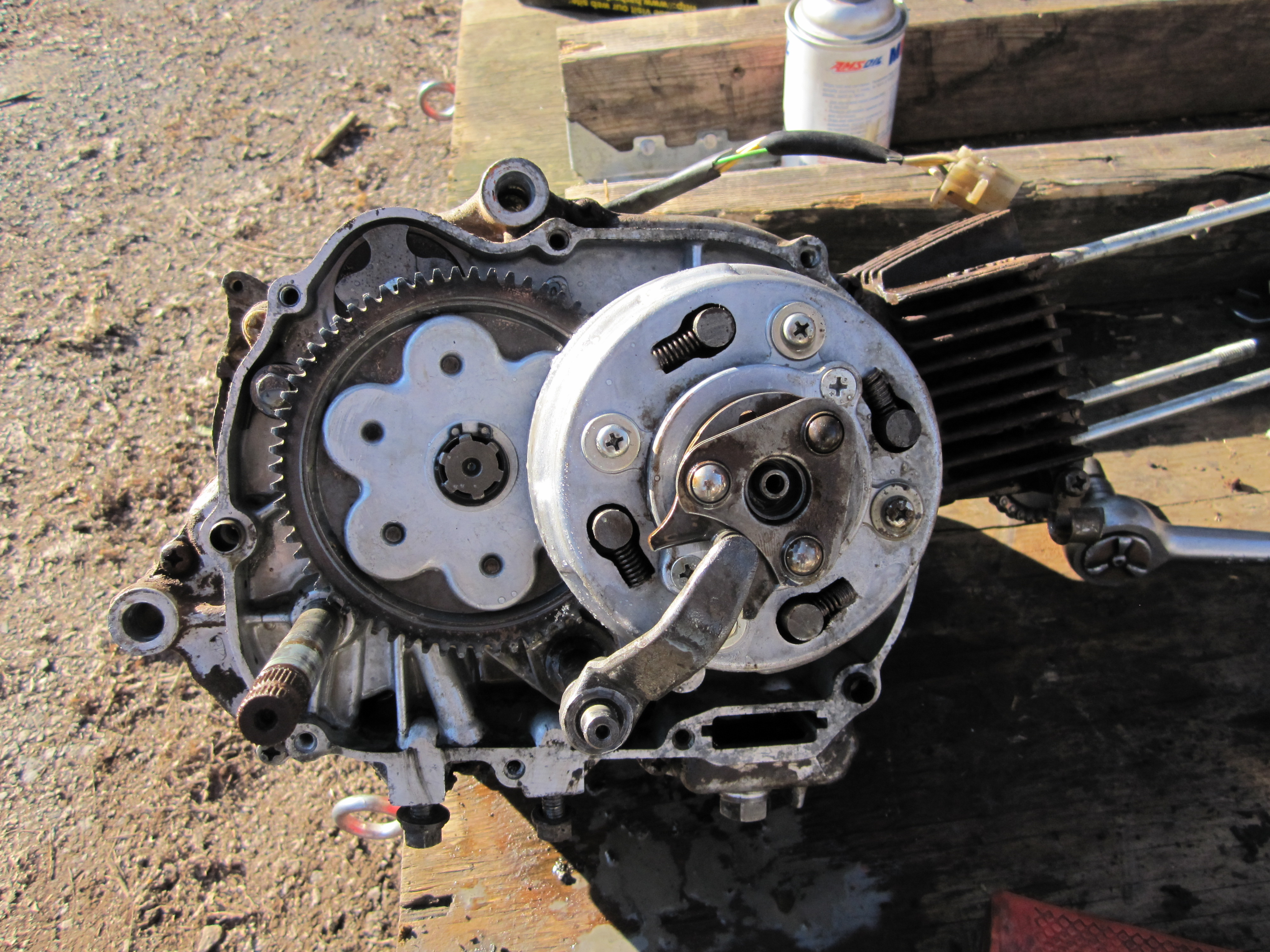 What Is Transmission >> 1974 Honda Trail 90 (CT90-K5)